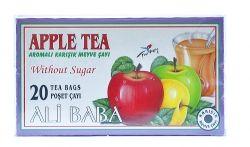 Турски чай Микс ябълка филтър с конец 20 бр.