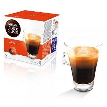 Caffe lungo - NESCAFÉ® Dolce Gusto® капсули