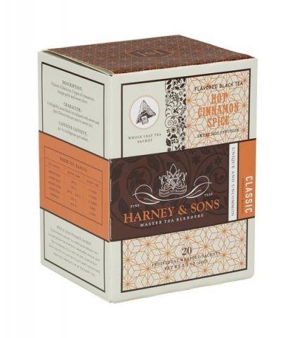 Чай Пикантна канела и подправки 20бр. копр. торб. Harney & Sons