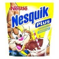 Какао NESQUIK Plus 400 гр. плик