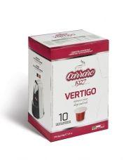 Carraro капсули Vertigo 10х5.2гр (съвместими с Неспресо)