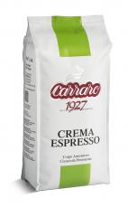Carraro Crema espresso 1 кг. кафе на зърна