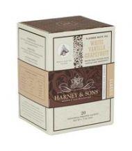Бял чай Ванилия и грейпфрут | Wrapped sachets - Harney&Sons