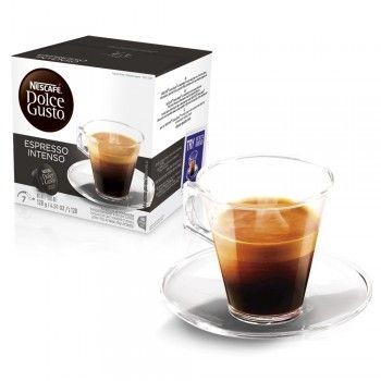 Espresso intenso - NESCAFÉ® Dolce Gusto® капсули