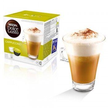 Cappuccino - NESCAFÉ® Dolce Gusto® капсули