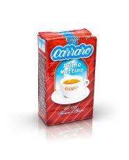 Carraro Primo Mattino мляно кафе 250 гр. вакуум